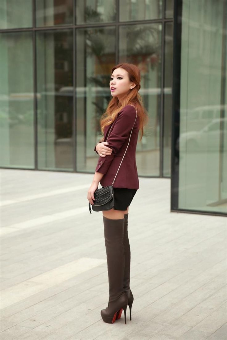 Loading Japanese Girls Pinterest Nice Boots And