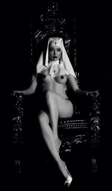 Mother superior nunsploitation nun sex - 1 part 6
