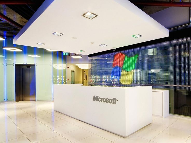 Office Tour: Microsoft Offices – Istanbul
