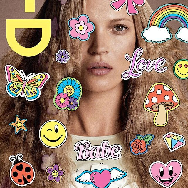 #Magazine cover collages that experiment with the playful integration of #illustration and #photography by @fionna.fernandes #fashion #people  #fun #colour