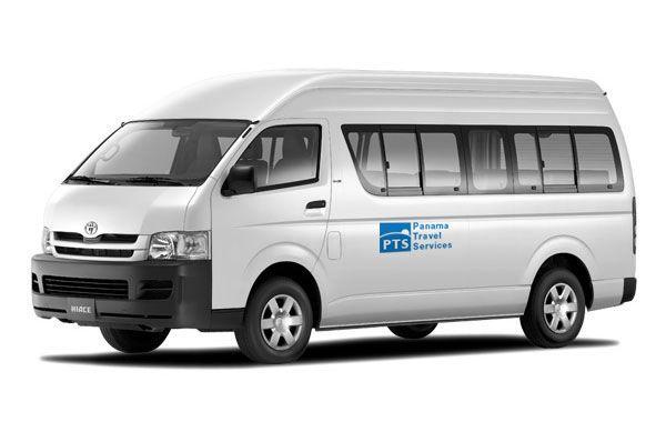 Panama Travel Services--bus between Boquete and Almirante