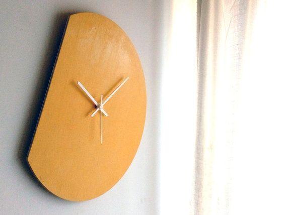 Reloj de pared minimalista, reloj moderno de pared, reloj de pared moderno, reloj de pared grande, reloj de pared moderno