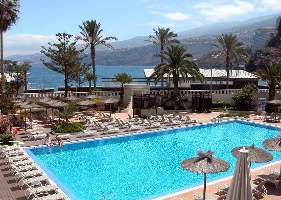 305 best images about hotels pools canary islands hoteles y piscinas islas canarias on - Hotel atlantis puerto de la cruz ...