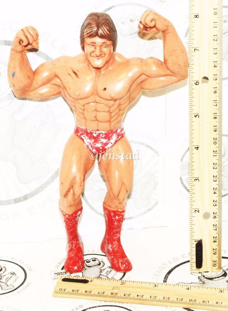 MR WONDERFUL PAUL ORNDORFF LJN WWF WRESTLING SUPERSTARS VINTAGE TOY FIGURE 1985 #LJN