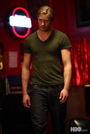 Eric Northman looking sexy on True Blood! Alexander Skarsgard!