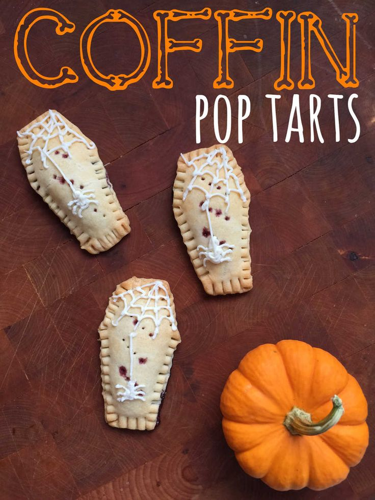 Breakfast around Halloween can be fun! Here's how you do it! Enjoy these Coffin Pop Tarts! Since I am visual person, I always like to include in-process photos to help you make these: