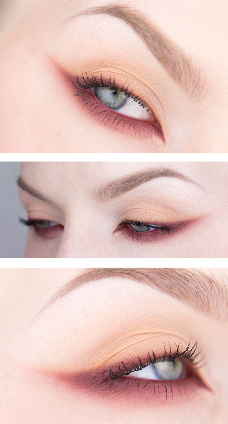 Under eye pop of color, perfect for hooded eyes or small lid space