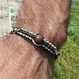 Hemp bracelet