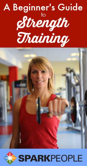 Thinking about lifting weights but not sure where to start? Here's how to start strength training as a beginner.