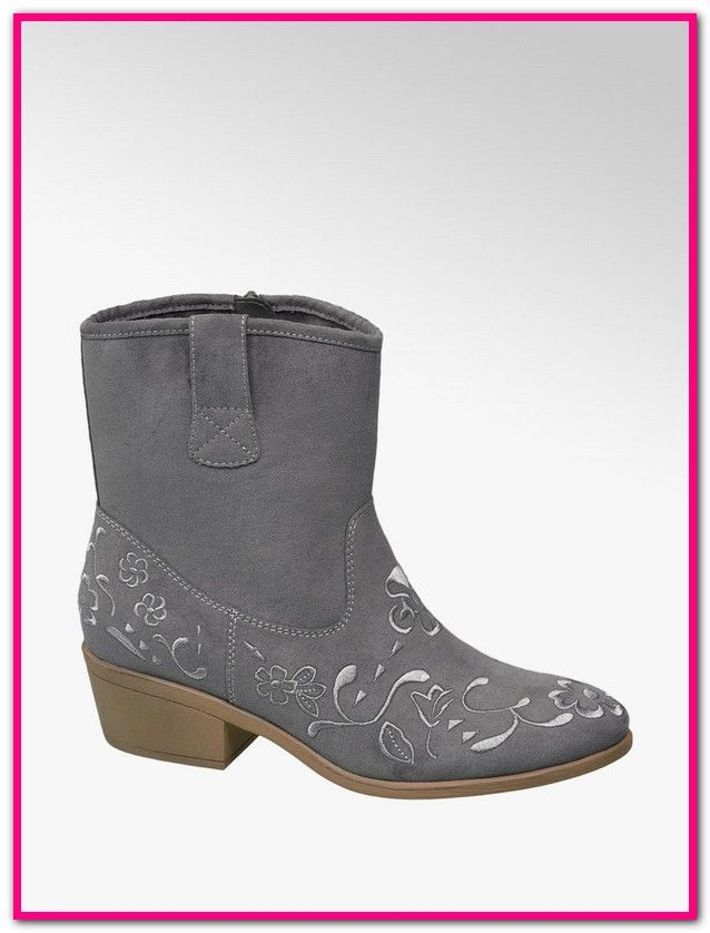 Cowboy Stiefeletten Damen Deichmann-Damen Stiefel – stylishe und ...