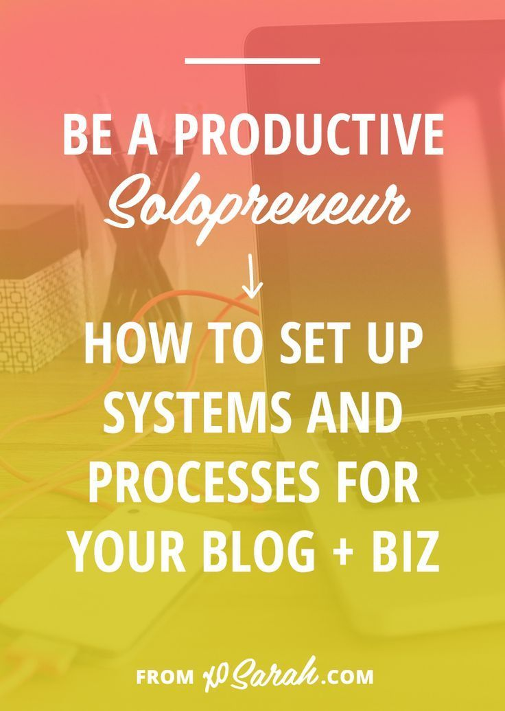 Wondering how some bloggers and small business owners seem to get so much done?? Learn the best productivity tips and how to set up systems and process so you can stay focused and knock out your to-do list like a pro!