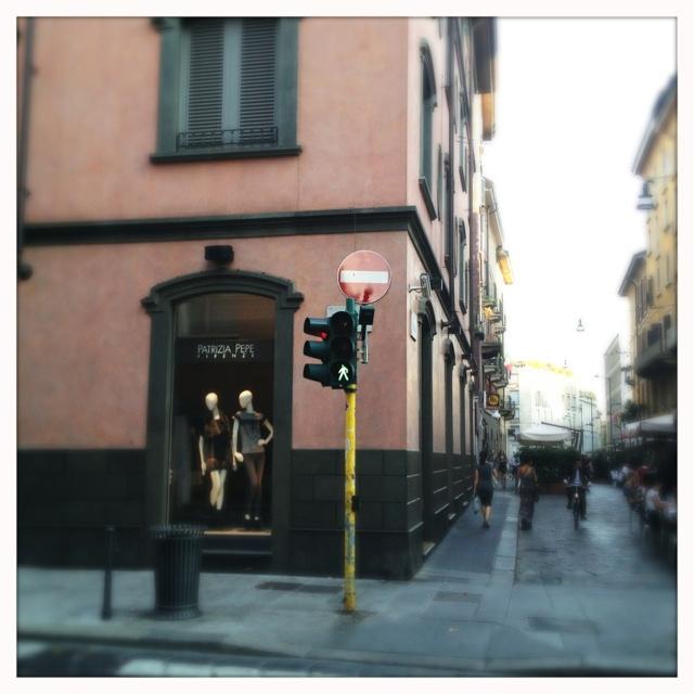 Milano. Patrizia Pepe...