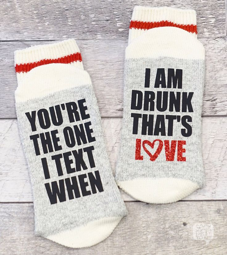 Modern Day Love! Ain't this the truth!   A personal favorite from my Etsy shop https://www.etsy.com/ca/listing/502900523/57-winebeer-socks-bring-me-wine-socks