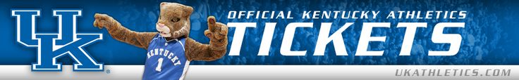 University of Kentucky Season Tickets