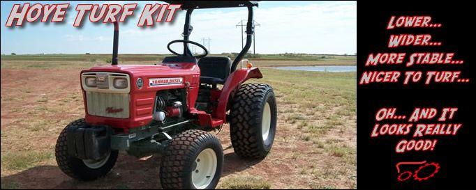 Yanmar Tractor Parts - Shop Online