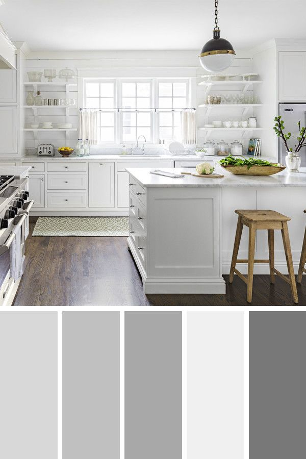 10 Elegant White Kitchen Design Ideas For More Comfortable In 2020 White Kitchen Design Kitchen Design Kitchen