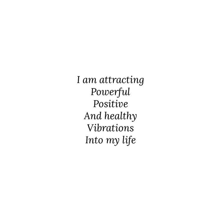 Optimistic Affirmations