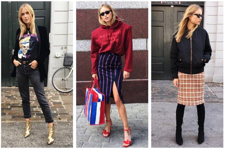 La mujer nórdica conoce todos los trucos de moda para lograr un look inspirador capaz de hacernos olvidar el look effortless y chic de las chicas francesas.