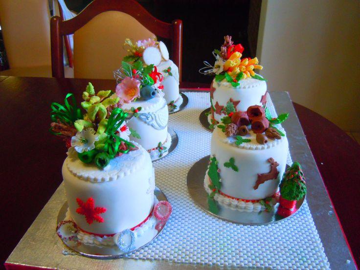 some of my Christmas cake I made