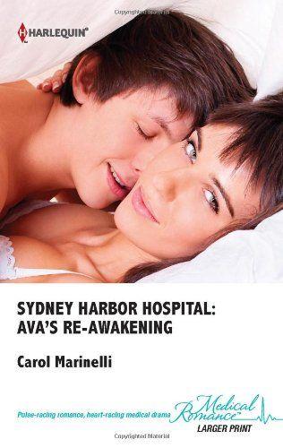 Carol Marinelli - Ava's Re-Awakening / #awordfromJoJo #ContemporaryRomance #CarolMarinelli