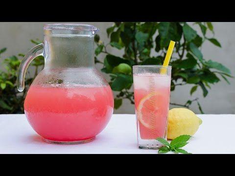 Limonada cu pepene rosu | JamilaCuisine - YouTube