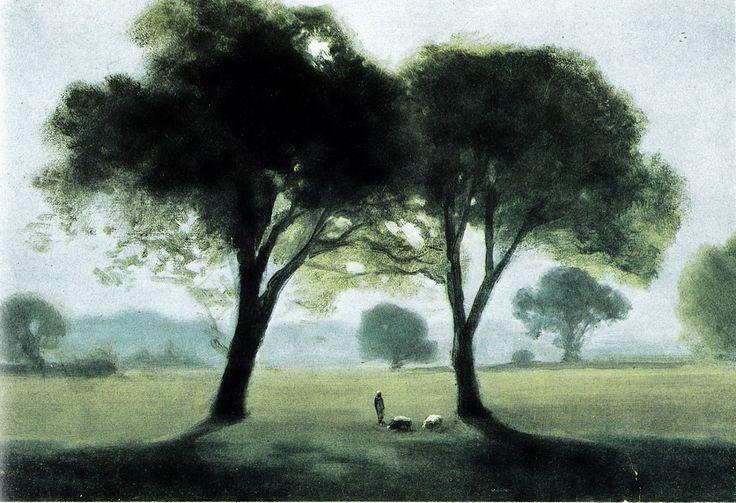 Antonio Fontanesi | Barbizon School painter |