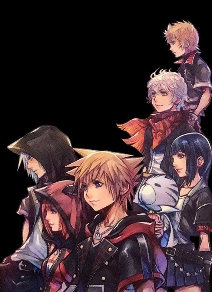 Kingdom Hearts Unchained X 3rd Birthday