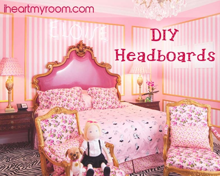 Diy Headboards Great Teen Girl 39 S Room Chloe
