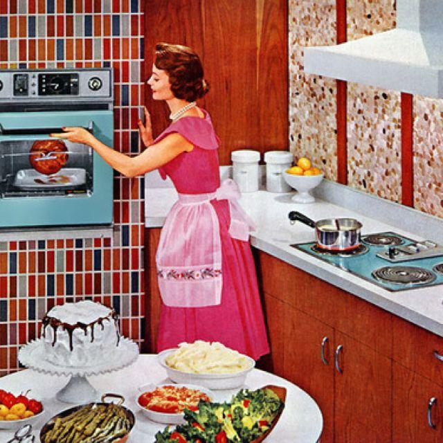 25 Best Ideas About Rental Kitchen On Pinterest: 25+ Best Ideas About 1950s Kitchen On Pinterest