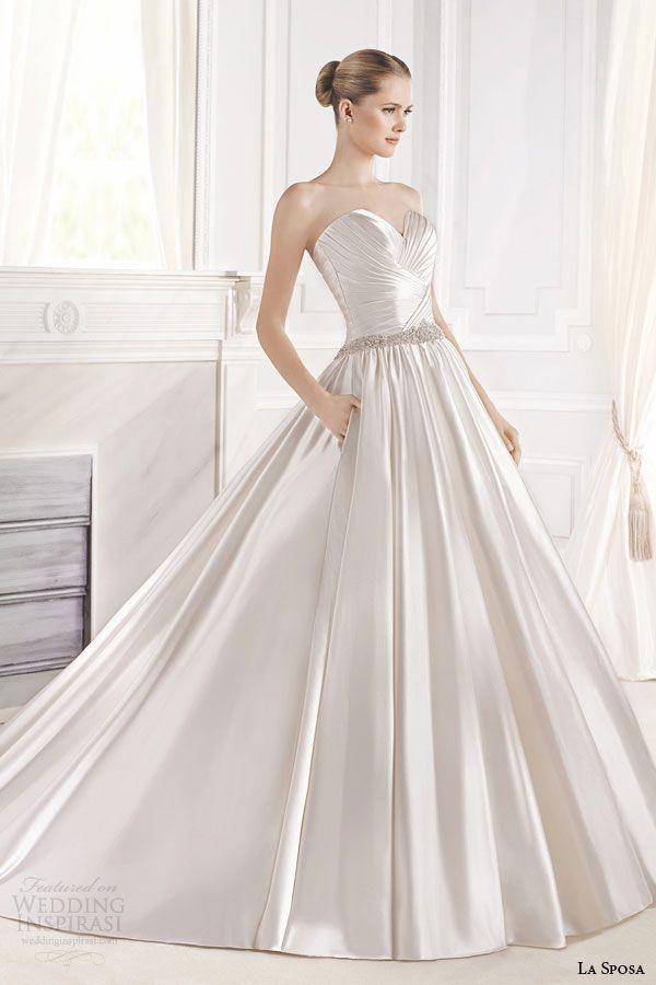 Popular La Sposa Wedding Dresses u Glamour Bridal Collection