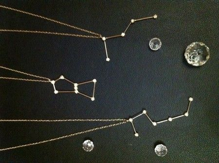Constellations...Orion's Belt or Cassiopia or Pleiadies or Big or Little Dipper, pretty please!