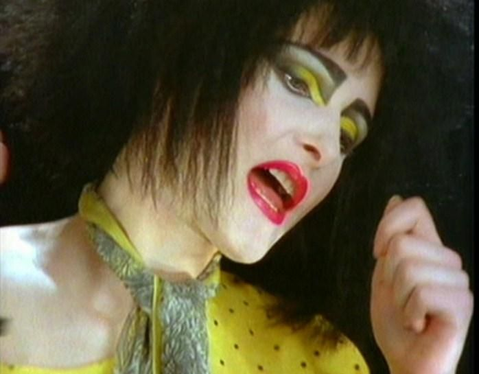 Still obsessed with Siouxsie Sioux (and her wonderful Banshees).
