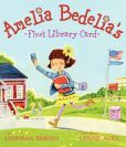 Amelia Bedelia's First Library Card.  Need to review this.