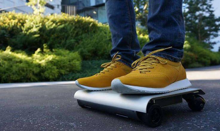 WalkCar: O menor veículo eléctrico do mundo
