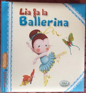 """Ti racconto una storia...: """"Lia fa la ballerina"""""""