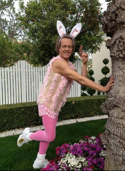 Richard Simmons, saving this for next year!