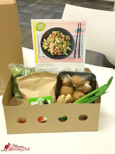 Savour Wholesome Family Meals with HelloFresh! #Review #Giveaway~ CAN 03/24 - Ottawa Mommy Club - Moms and Kids Online Magazine : Ottawa Mommy Club – Moms and Kids Online Magazine