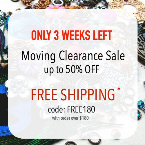 MOVING Clearance Sale + FREE shipping by yooounique on Etsy