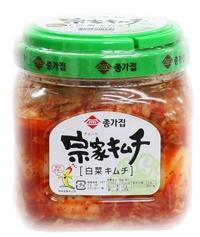 【本場韓国産】宗家チョンカキムチ1.2kg【白菜キムチ】
