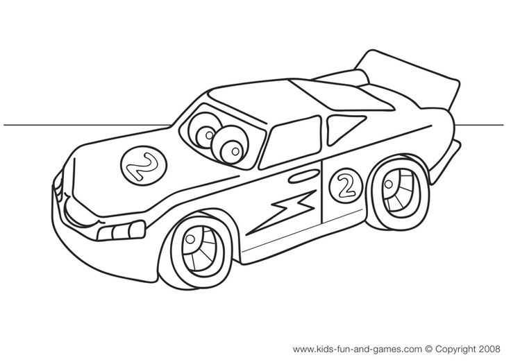 177 Best Cars Images On Pinterest Disney Coloring Pages Coloring
