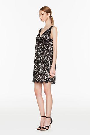 TWIN-SET Simona Barbieri :: SS15 :: Dresses :: Lace Dress :: T2S5GP