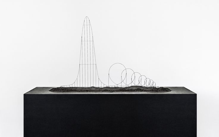 Euthanasia Coaster: Euthanasia Coaster (2010) is a hypothetic death machine in the form of a roller coaster, engineered to humanely – with elegance and euphoria – take the life of a human being.