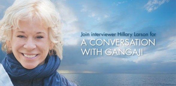 A Conversation with Gangaji:Freedom from #Addiction ~ #VLME