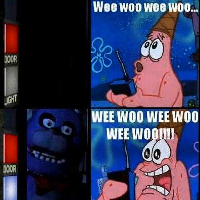 Fnaf×spongebob so great