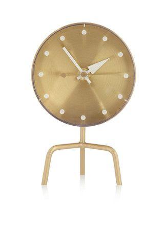 Vitra. Tripod Clock bureauklok