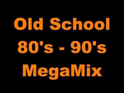 Old School 80s - 90s MegaMix - (DJ Paul S) - YouTube   My Kind Of