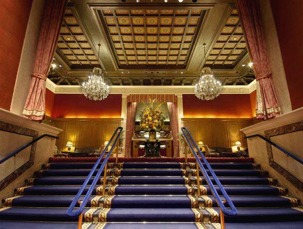 The Drake Hotel, Chicago ...