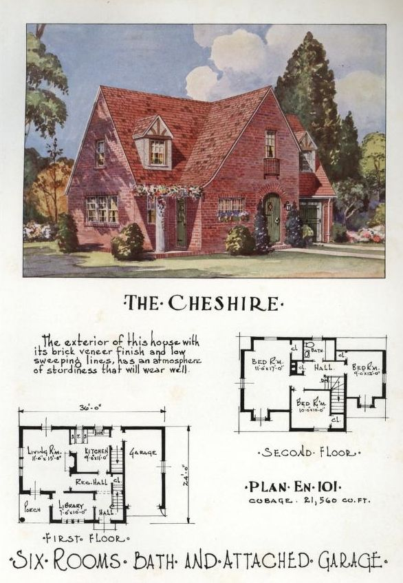 181 best The 1930s home  a catalog history images on Pinterest - best of blueprint homes des moines ia