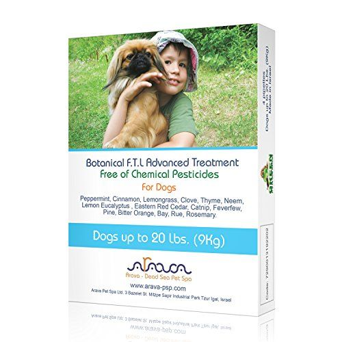 Keep your four-legged friends safe from ticks fleas and irritating bug bites with natural flea and tick drops from Arava.  There's no doubt that dogs are man's best friend so as their best friend yo...