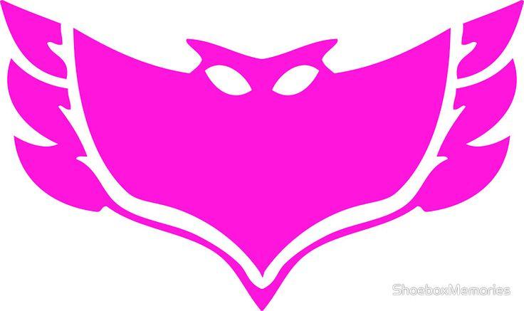 PJ Masks - Owlette Crest